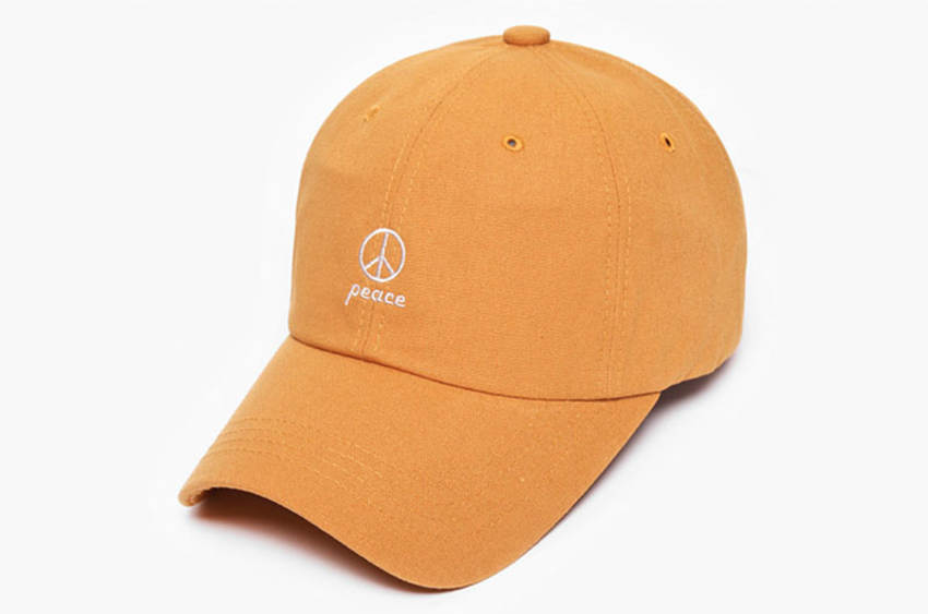 [남여공용] peace ball cap