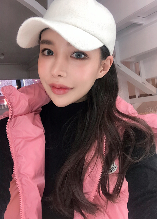 [남여공용] WOOL ball cap